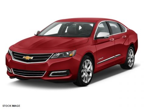 Certified Used Chevrolet Impala Premier
