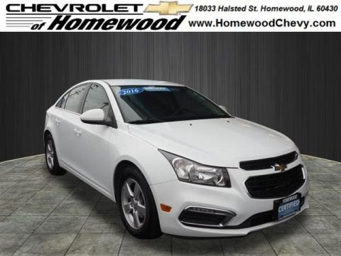 Certified Used Chevrolet Cruze Limited 1LT Auto