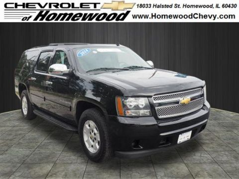 Certified Used Chevrolet Suburban LTZ