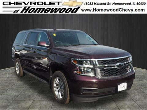 New Chevrolet Suburban LS 1500