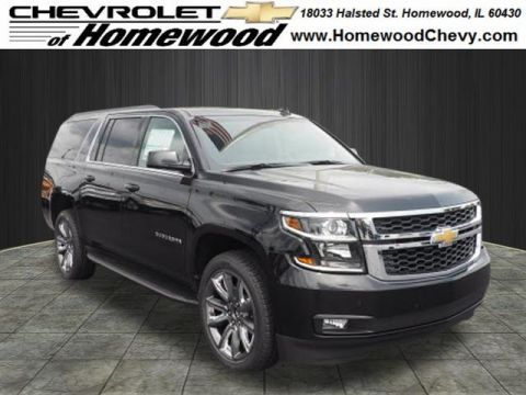 New Chevrolet Suburban LT 1500