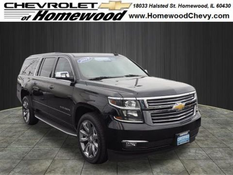 Certified Used Chevrolet Suburban LTZ 1500