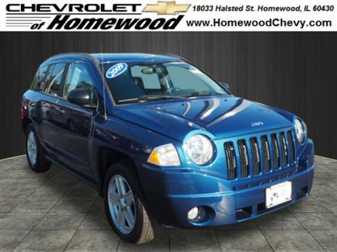 Used Jeep Compass Sport