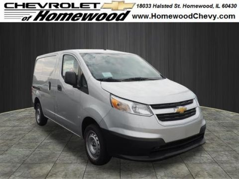 New Chevrolet City Express Cargo LS
