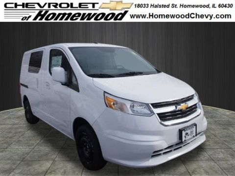 New Chevrolet City Express Cargo LT