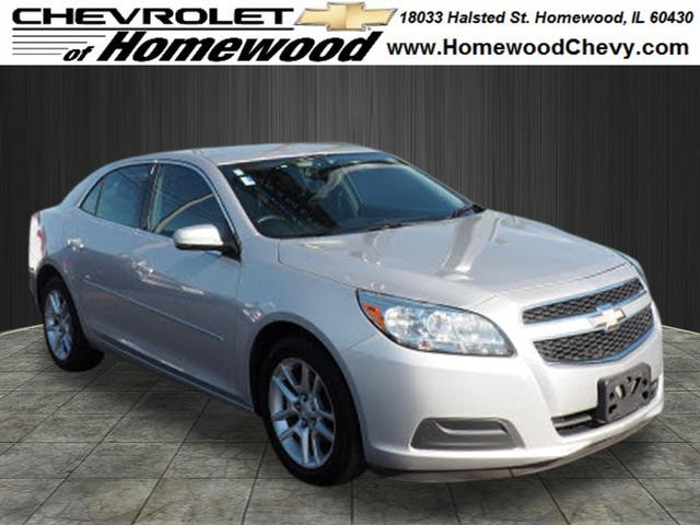 Great Pre Owned 2013 Chevrolet Malibu LT