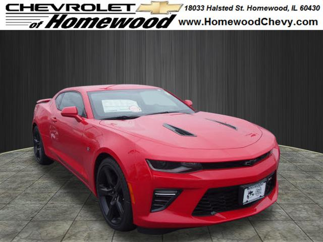 new 2017 chevrolet camaro ss ss 2dr coupe w 2ss near chicago heights 171062 chevrolet of homewood. Black Bedroom Furniture Sets. Home Design Ideas