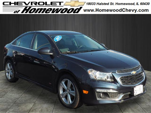 Pre-Owned 2015 Chevrolet Cruze 2LT Auto
