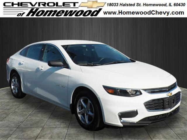 Used 2016 Chevrolet Malibu LS LS 4dr Sedan near Chicago Heights ...