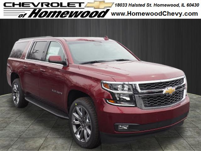 New 2018 Chevrolet Suburban LT 1500