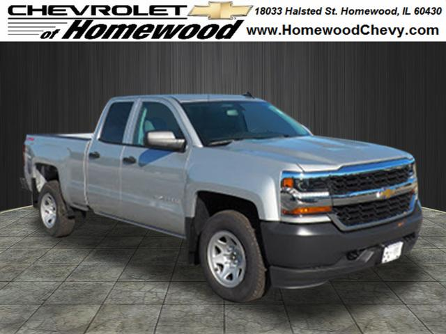 new 2019 chevrolet silverado 1500 work truck 4x4 work. Black Bedroom Furniture Sets. Home Design Ideas