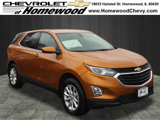 new 2018 chevrolet equinox lt lt 4dr suv w 1lt near chicago heights