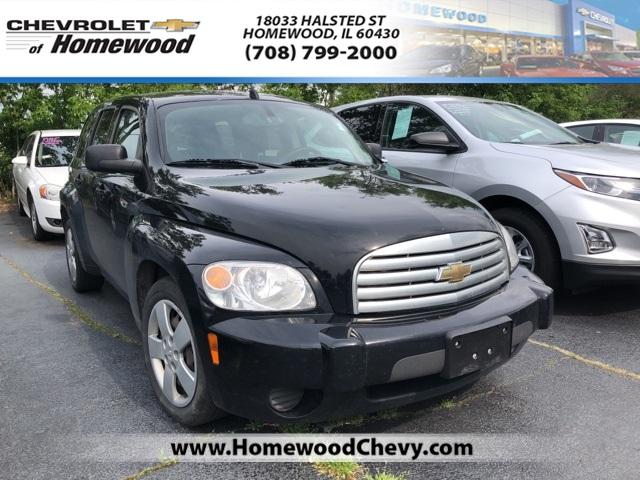 Used 2010 Chevrolet Hhr Ls 4d Sport Utility Near Chicago Heights