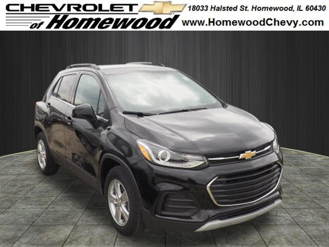 New 2019 Chevrolet Trax Lt Lt 4dr Crossover Near Chicago Heights