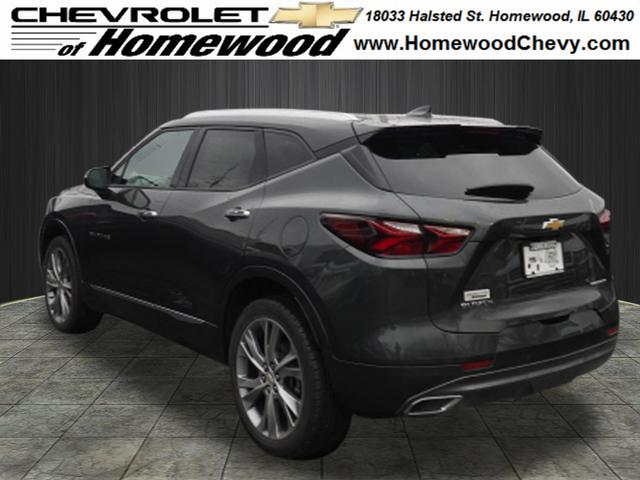 New 2019 Chevrolet Blazer Premier Premier 4dr Suv Near Chicago