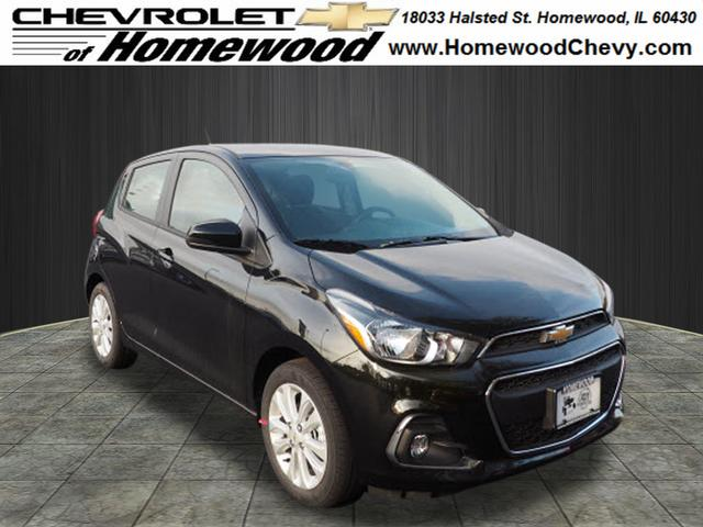 new 2017 chevrolet spark 1lt cvt 1lt cvt 4dr hatchback near chicago heights 171547 chevrolet. Black Bedroom Furniture Sets. Home Design Ideas