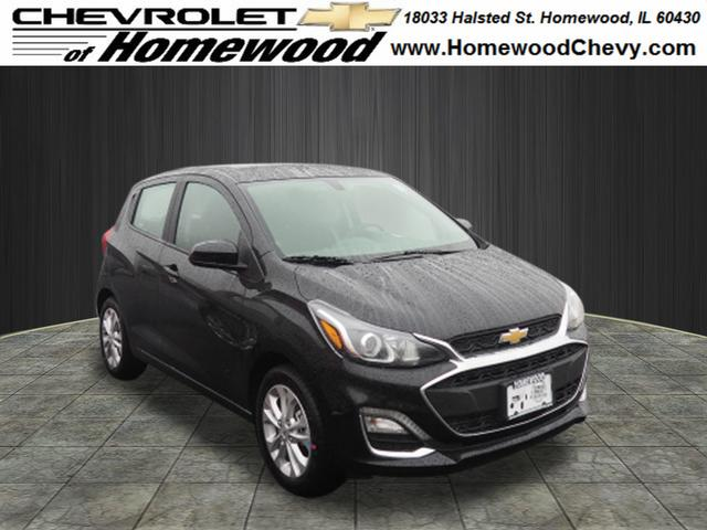 New 2019 Chevrolet Spark 1LT CVT