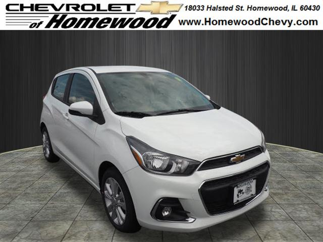 new 2017 chevrolet spark 1lt cvt 1lt cvt 4dr hatchback near chicago heights 171460 chevrolet. Black Bedroom Furniture Sets. Home Design Ideas