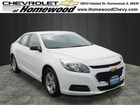 Certified Pre-Owned 2016 Chevrolet Malibu Limited LS