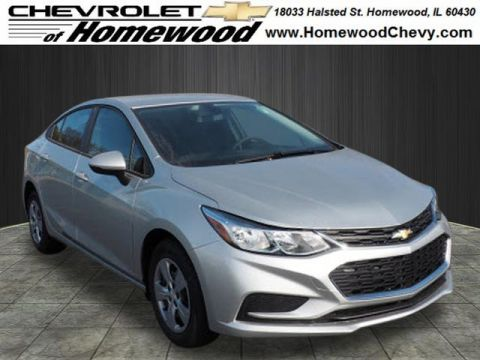 New 2018 Chevrolet Cruze LS Auto