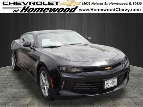 New 2018 Chevrolet Camaro Lt Lt 2dr Coupe W 1lt Near Chicago Heights