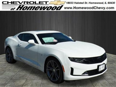 New 2019 Chevrolet Camaro 3LT