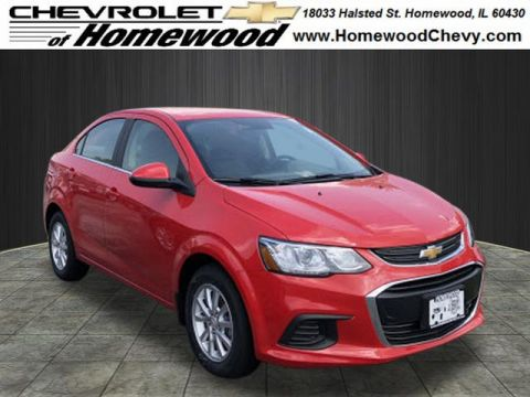 New 2018 Chevrolet Sonic LT Auto