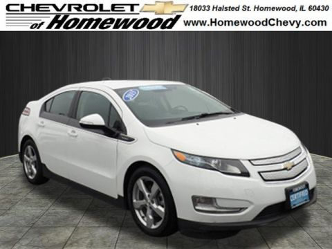 Certified Pre-Owned 2015 Chevrolet Volt Base