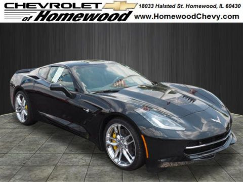 Pre-Owned 2019 Chevrolet Corvette Stingray Z51