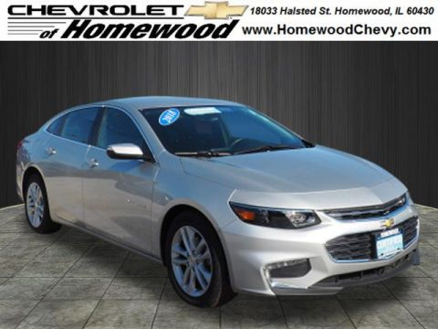 Certified Pre-Owned 2018 Chevrolet Malibu LT