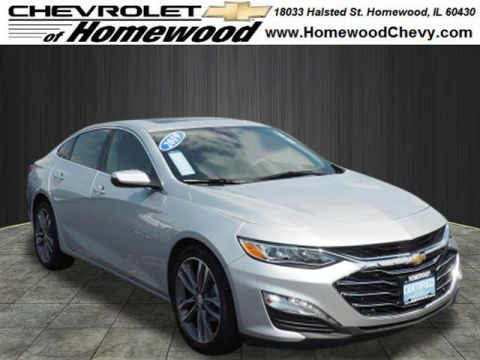 Certified Pre-Owned 2019 Chevrolet Malibu Premier