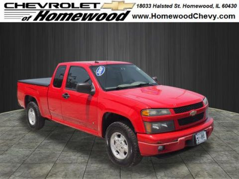 Pre-Owned 2008 Chevrolet Colorado LS