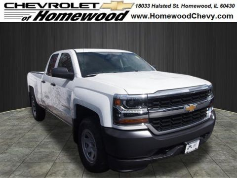 New 2017 Chevrolet Silverado 1500 Work Truck
