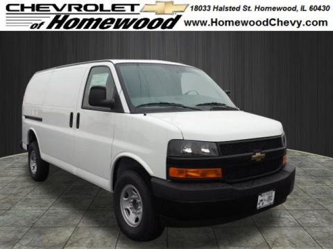 New 2018 Chevrolet Express Cargo 2500