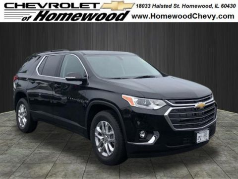 New 2020 Chevrolet Traverse FWD 4DR LT CLOTH W/1LT