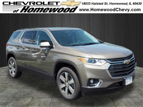 New 2020 Chevrolet Traverse FWD 4DR LT LEATHER