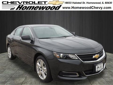 New 2018 Chevrolet Impala LS