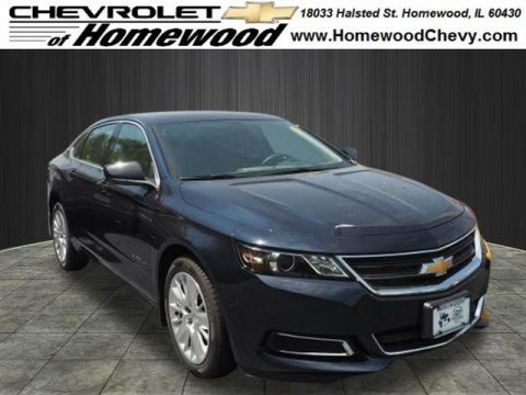 New 2017 Chevrolet Impala LS