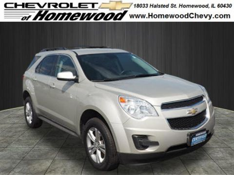 Certified Pre-Owned 2014 Chevrolet Equinox LTZ