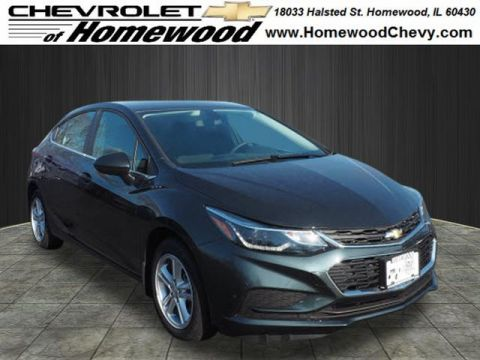 New 2018 Chevrolet Cruze LT Auto