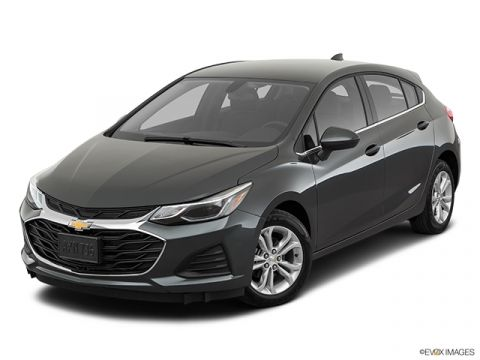 New 2019 Chevrolet Cruze 4DR SDN HB