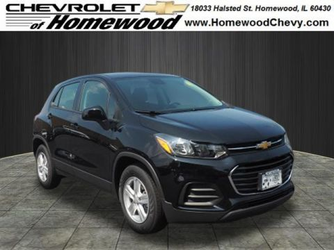 New Chevrolet Trax In Homewood Chevrolet Of Homewood