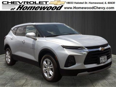 New 2019 Chevrolet Blazer AWD 4DR W/2LT