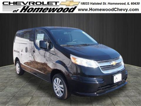 New 2017 Chevrolet City Express Cargo LS