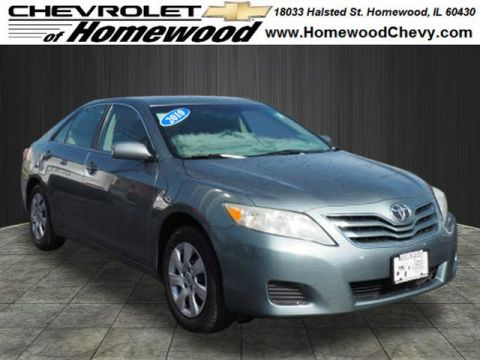 Pre-Owned 2010 Toyota Camry 4DR SDN I4 AT