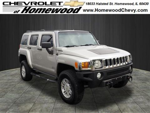 Pre-Owned 2006 HUMMER H3 Base