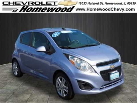 Pre-Owned 2015 Chevrolet Spark LS Manual