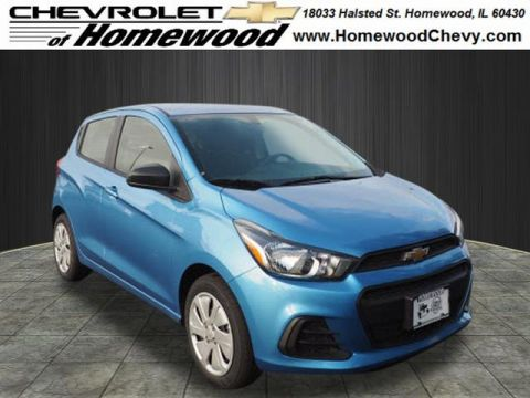New 2017 Chevrolet Spark LS CVT