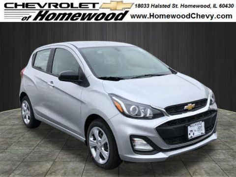 New 2019 Chevrolet Spark LS CVT
