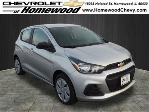New 2018 Chevrolet Spark LS CVT
